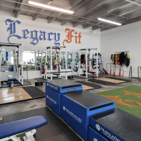 Legacy Fit 24th st